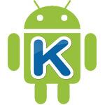 Как установить Kate Mobile на Андроид