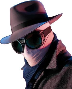 Картинка шпиона для статьи про невидимость