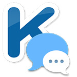 Как в Kate Mobile сделать сообщение непрочитанным